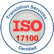 ISO 9001:2015 Certified Translation Services in India